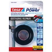 TESA, Extreme Repair Silikonetape, Sort