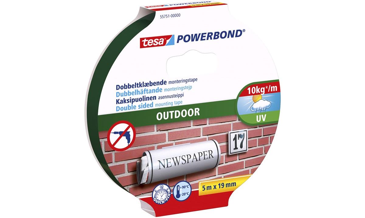 TESA Monteringstape Outdoor Power
