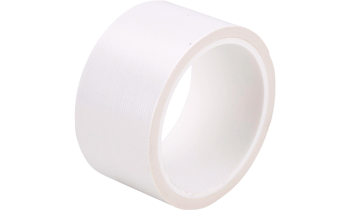 PSP Duck Tape Gaffa, Hvid, 50mm x 5m
