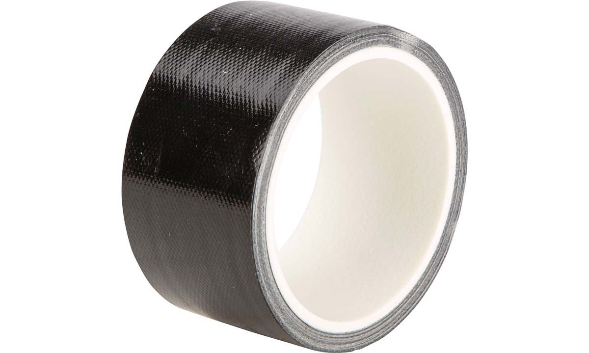 PSP Duck Tape Gaffa, Sort, 50mm x 5m