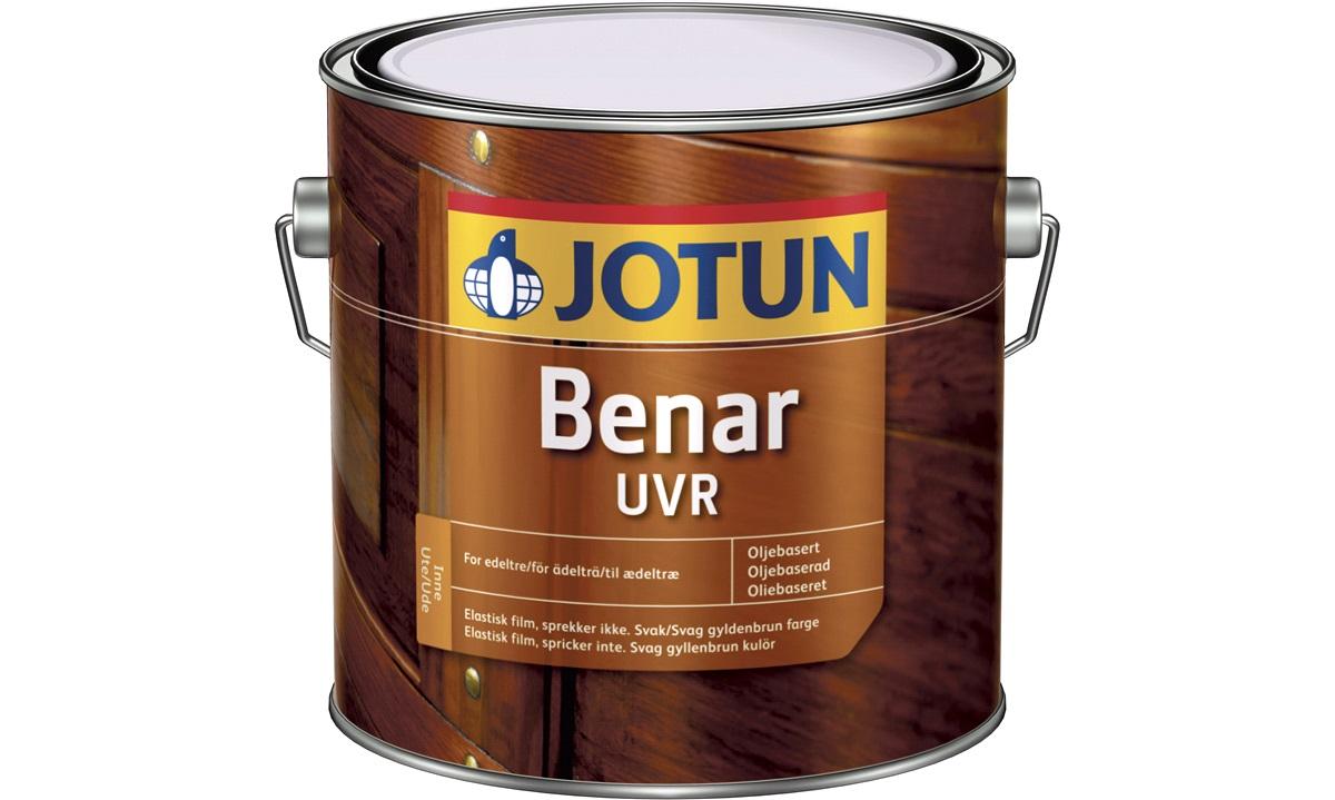 Jotun benar olje - UVR 3 ltr.