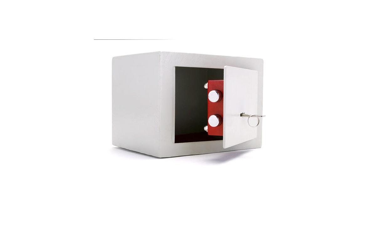 Moderne Værdiboks med lås - Værdiboks med lås - thansen.dk YZ-09