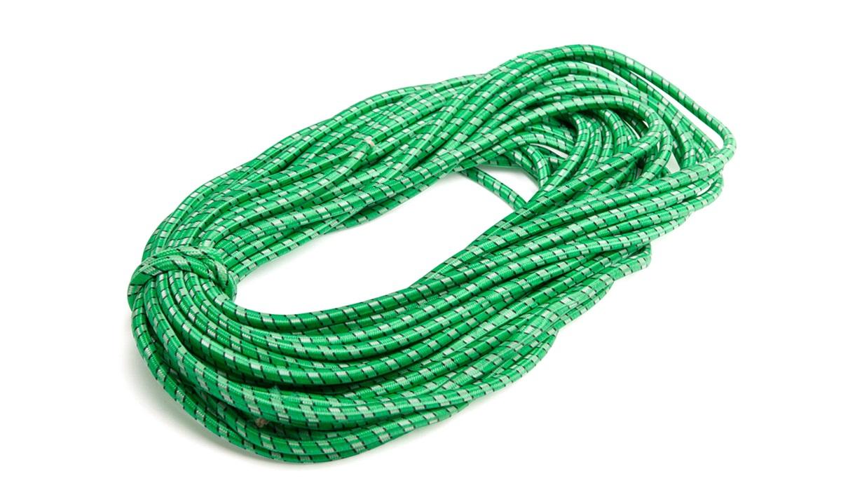 Presenning elastiksnor 20 M ø7 mm