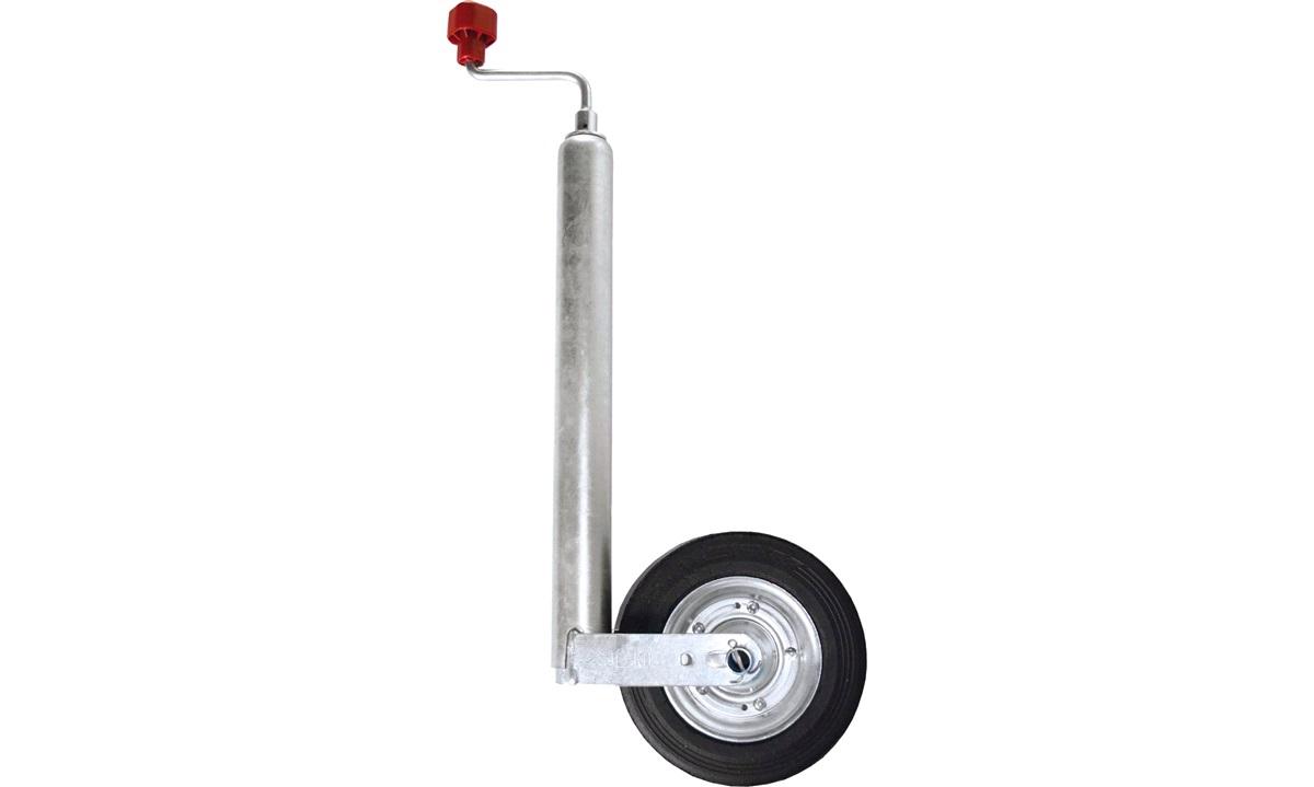 Nesehjul med massivt gummihjul AL-KO