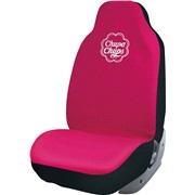 Sædebetræk forsæde Pink Chupa Chups
