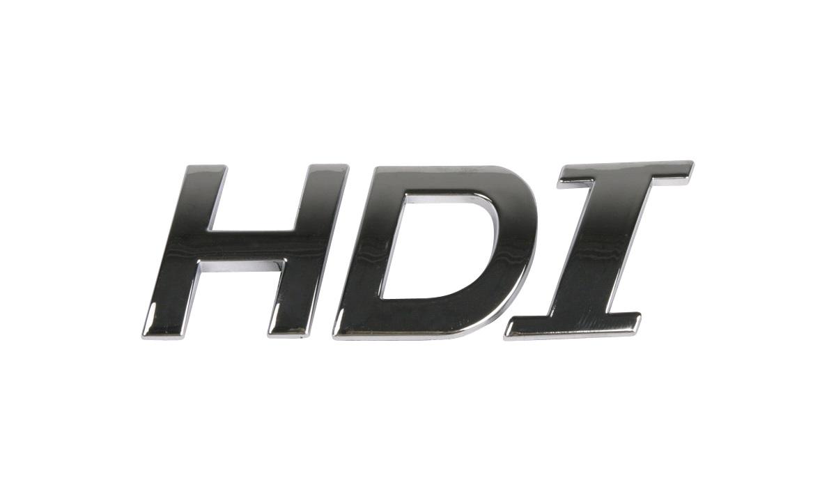 Emblem HDI