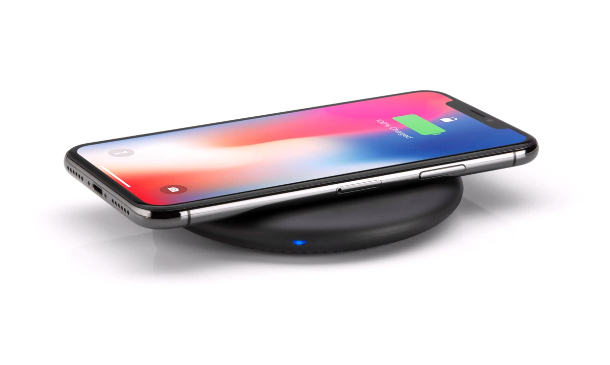 Wireless charging pad 10 W Mobiline