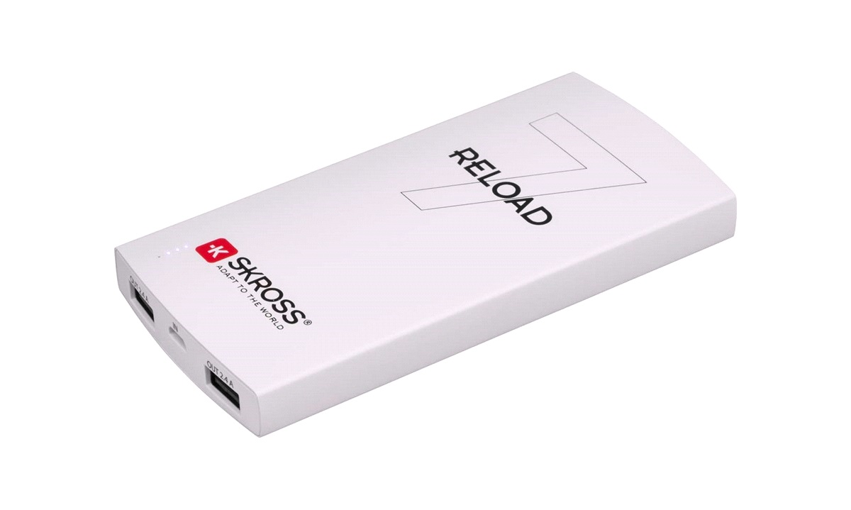 Power bank SKROSS 7000 mAh 2 x USB 2.4A