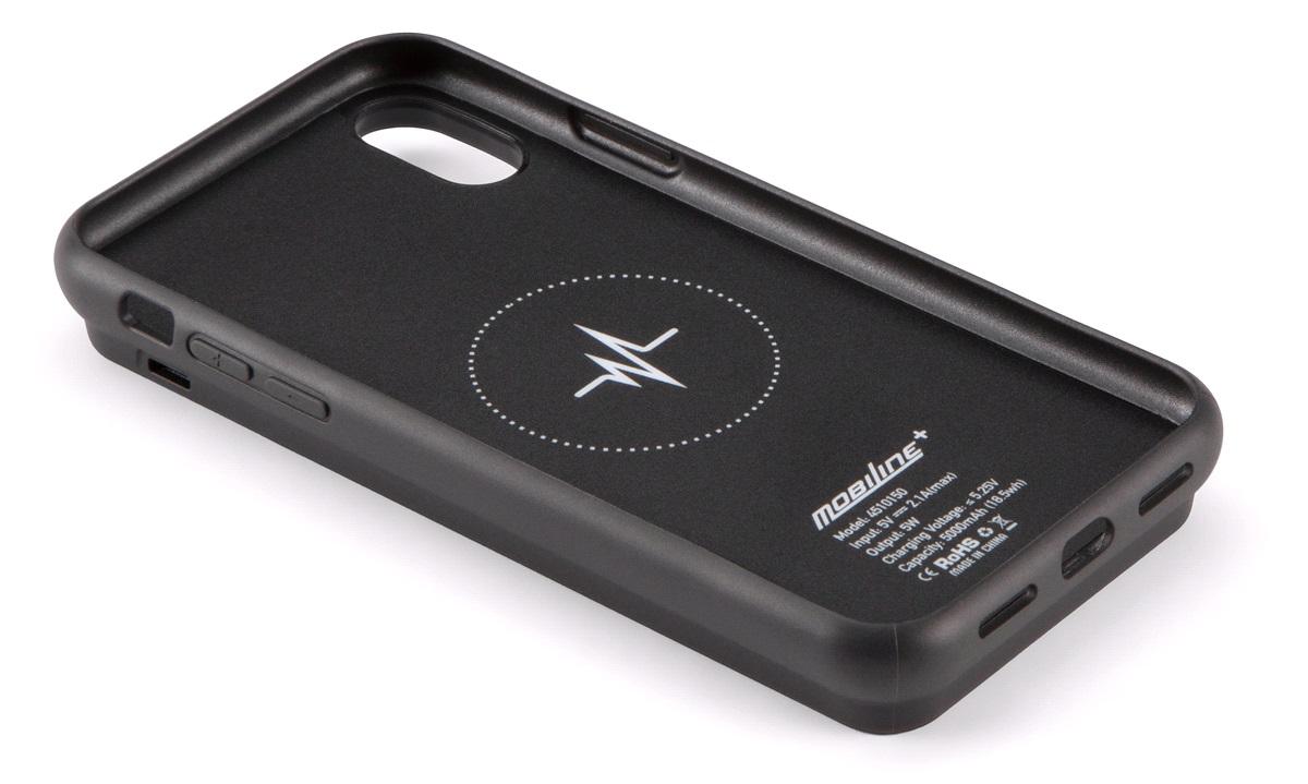 Battericover 5000 mAh iPhone X/XS