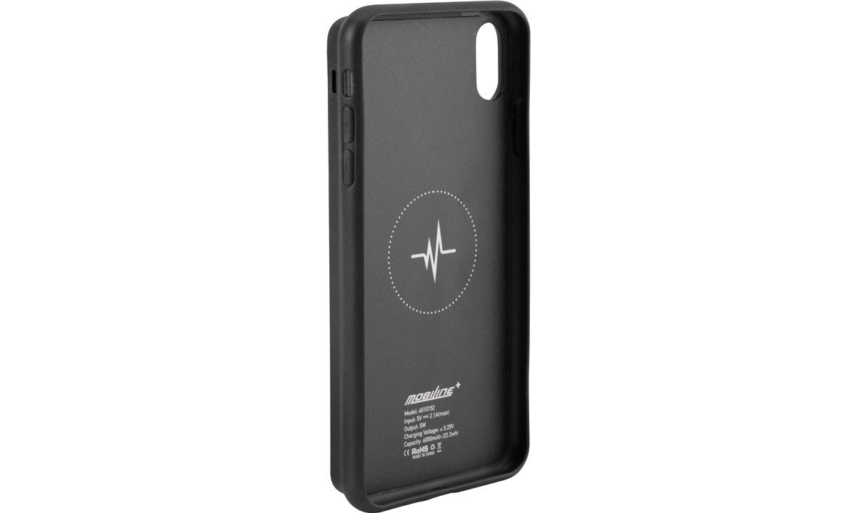 Batterideksel 6000 mAh iPhone XS Max