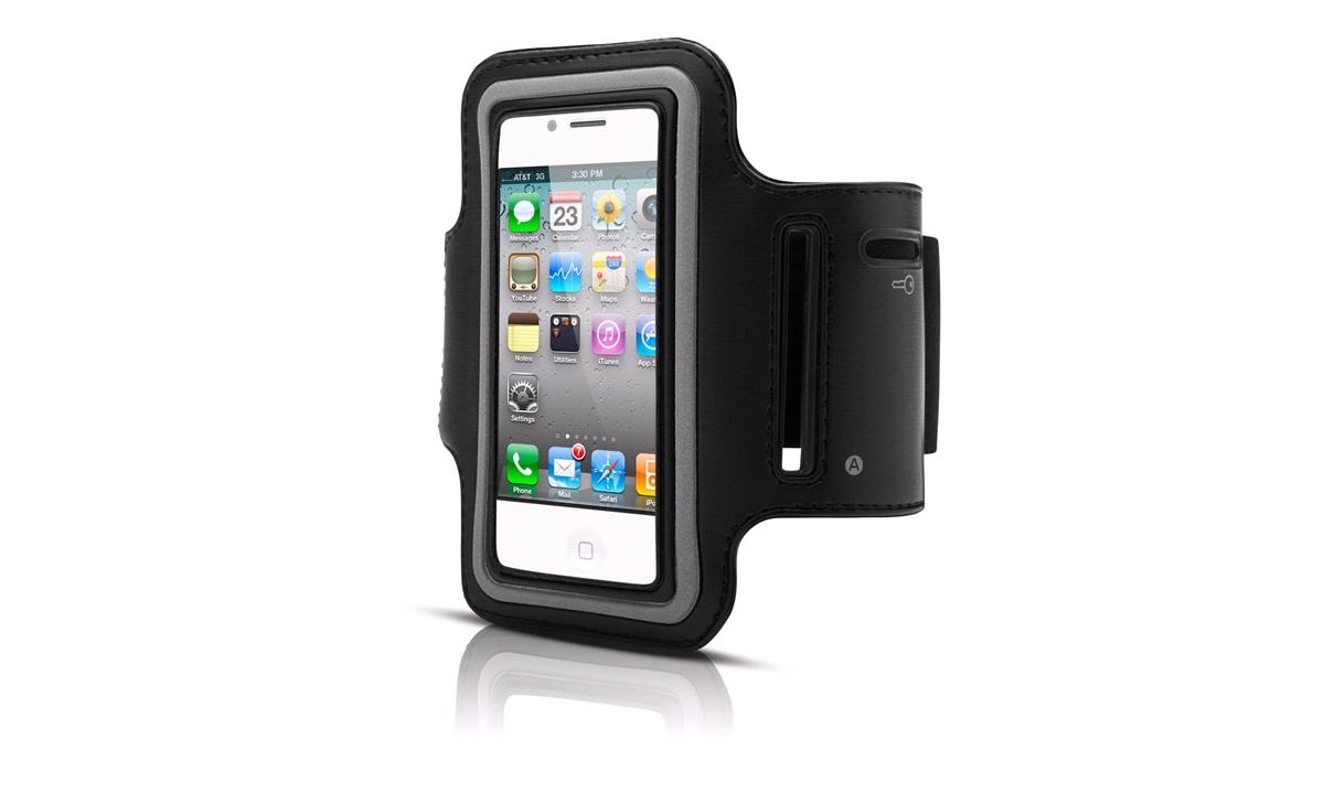 Sportsetui LUX iPhone 3GS 4 4S Mobiline