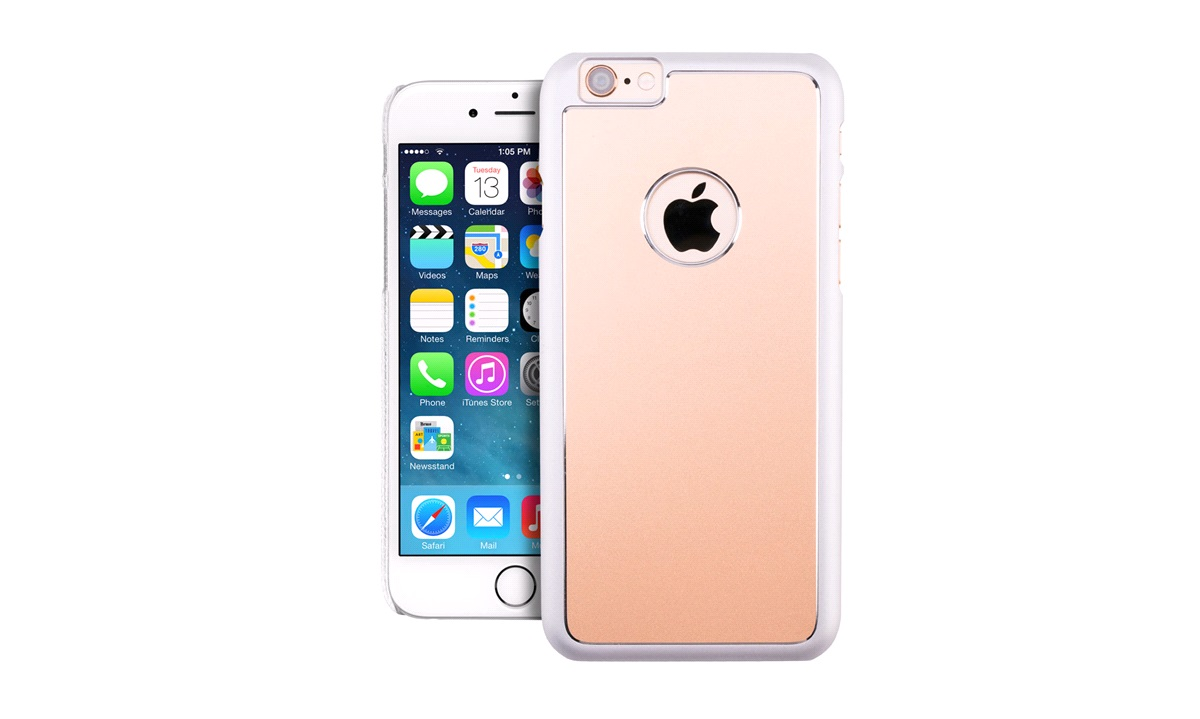 Cover alu gold iPhone 6/6S