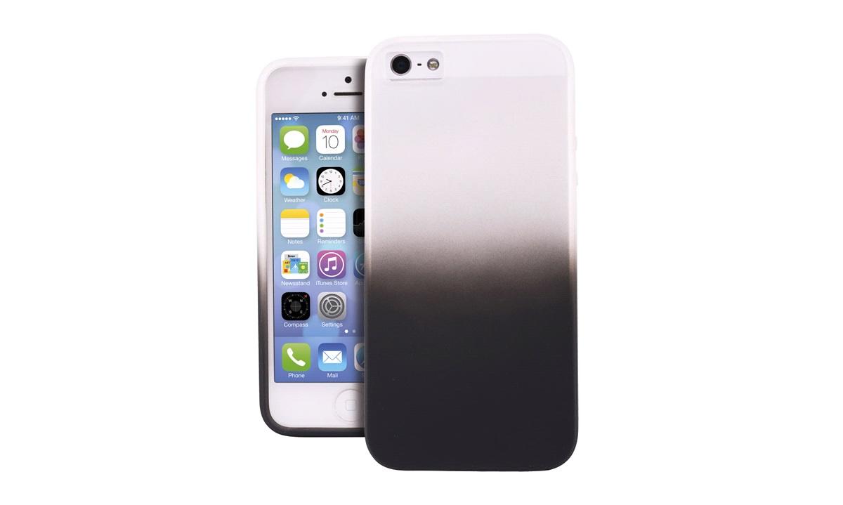 Cover Soft TPU black iPhone 5/5S/SE