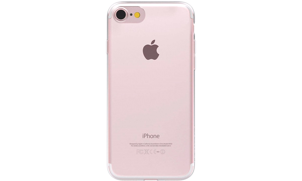Cover Soft series transparent iPhone 7/8