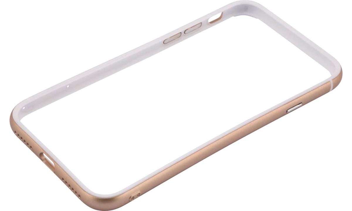Bumper Evoque series white/gold iP 7/8