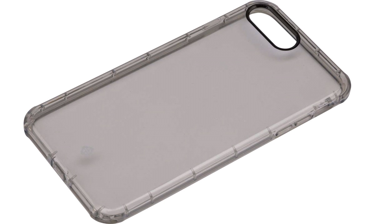 Cover Soft airbag transparent black iPhone 7+/8+