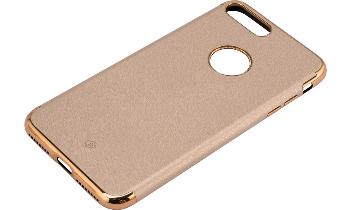 Cover Wen series gold iPhone 7+