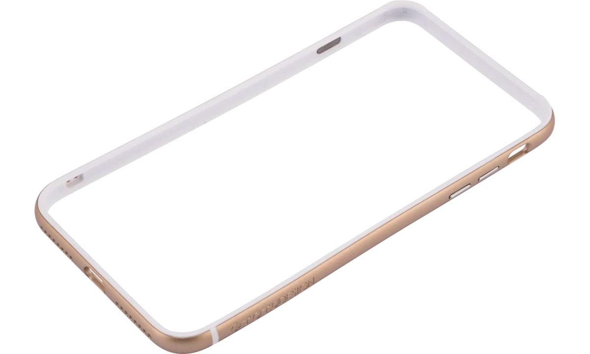 Bumper Evoque series white/gold iP 7+/8+