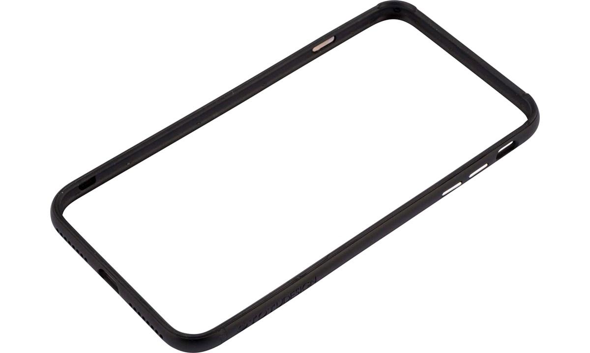 Bumper Evoque series matt black iP 7+/8+