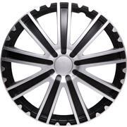 """Hjulkapsler 4 stk. 14"""" TORO black"""