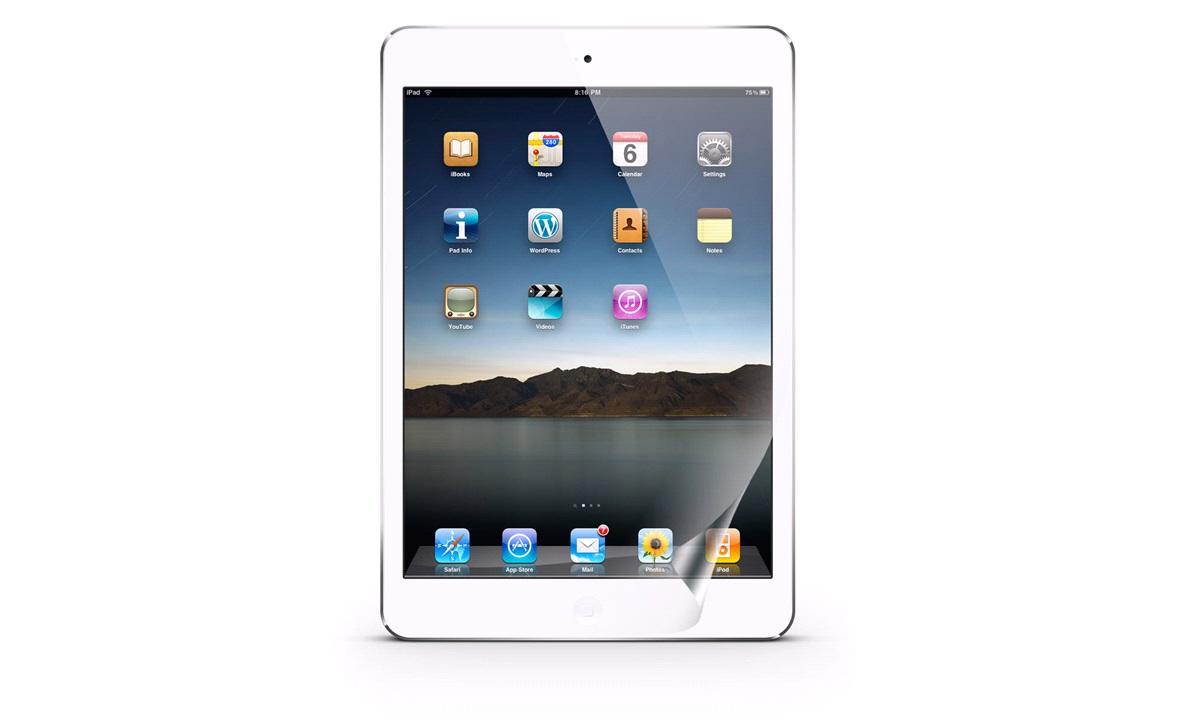 Display folie skærmbeskytter iPad Mini/2