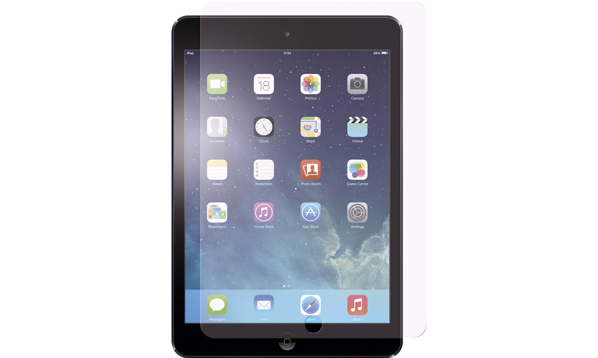 Hærdet militærglas 0,33 iPad Mini 4