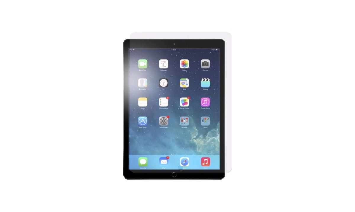 Hærdet militærglas 9H 0,33 iPad PRO 12,9