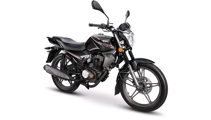 KEEWAY RK 125 2019 125 cm3 | moto roadster | blanc | 91560