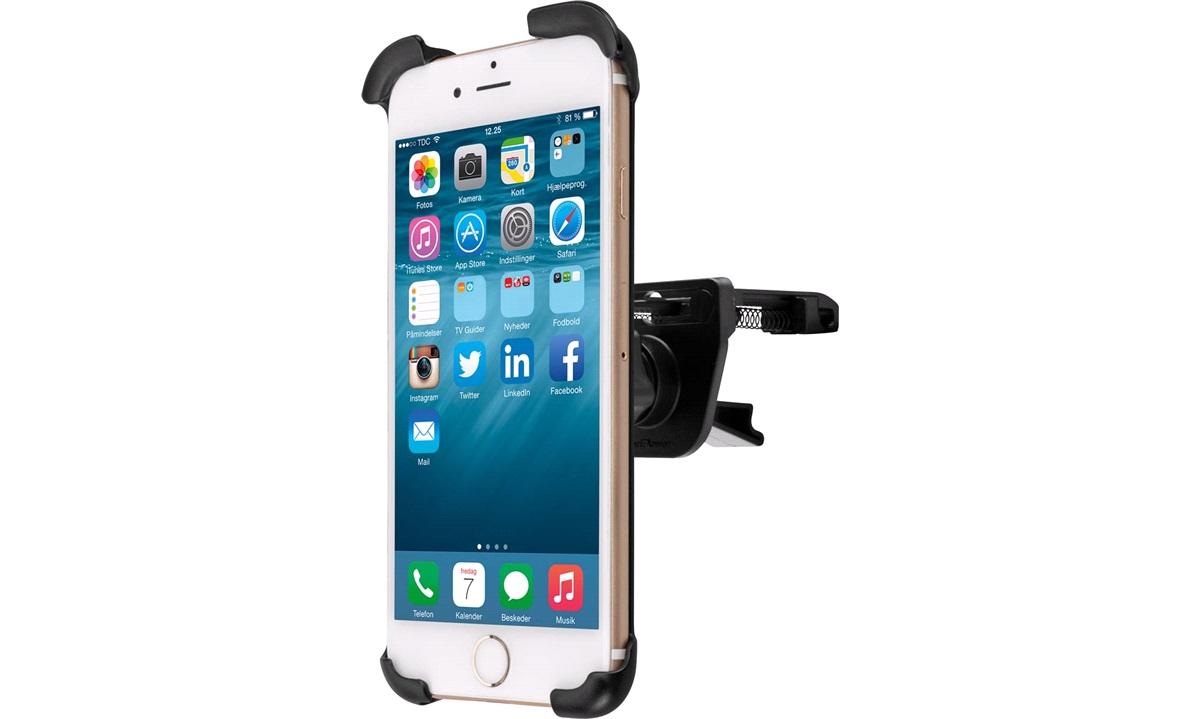 Luftkanalsholder iPhone 6/6s/7/8