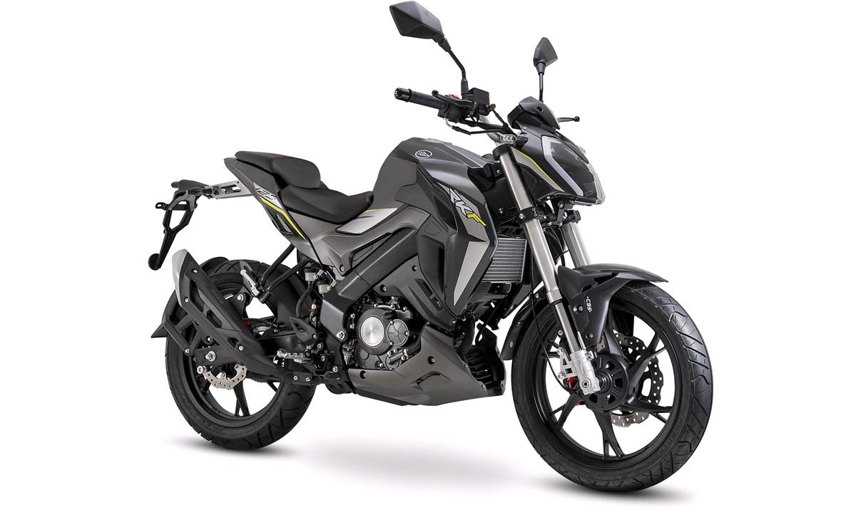 Keeway RKF 125 cc LC sort 2019