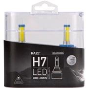 LED pæresæt H7 6500K 15-20W 4000LM
