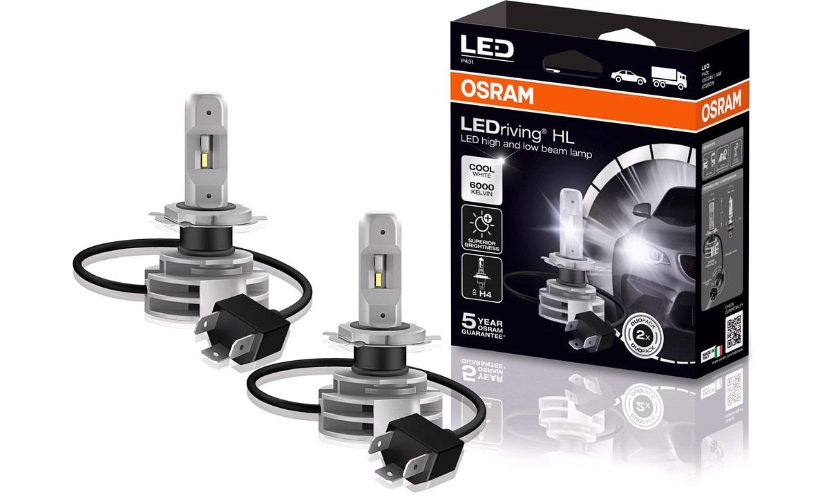 Pæresæt H4 LEDriving HL GEN2 Osram