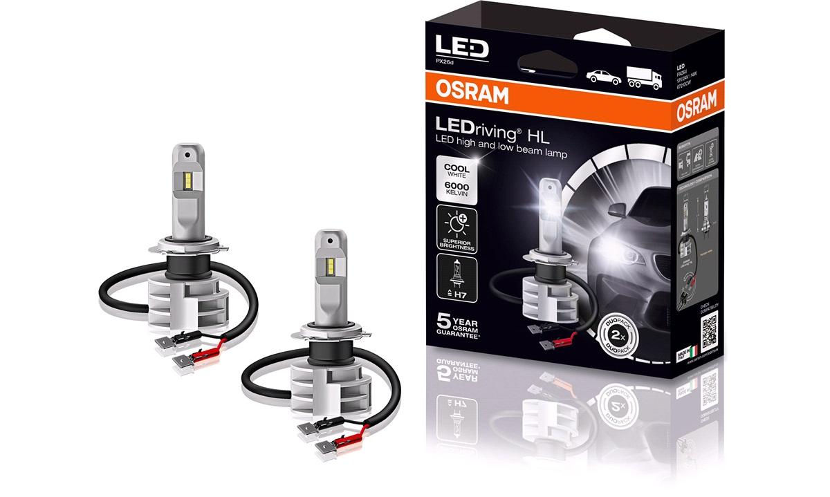 Pæresæt H7 LEDriving HL GEN2 Osram