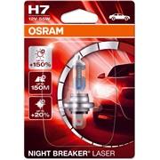 64210NL pære NB Laser +150 H7 Osram