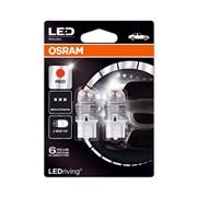 7905R LED Retrofit 12V W21W RED Osram