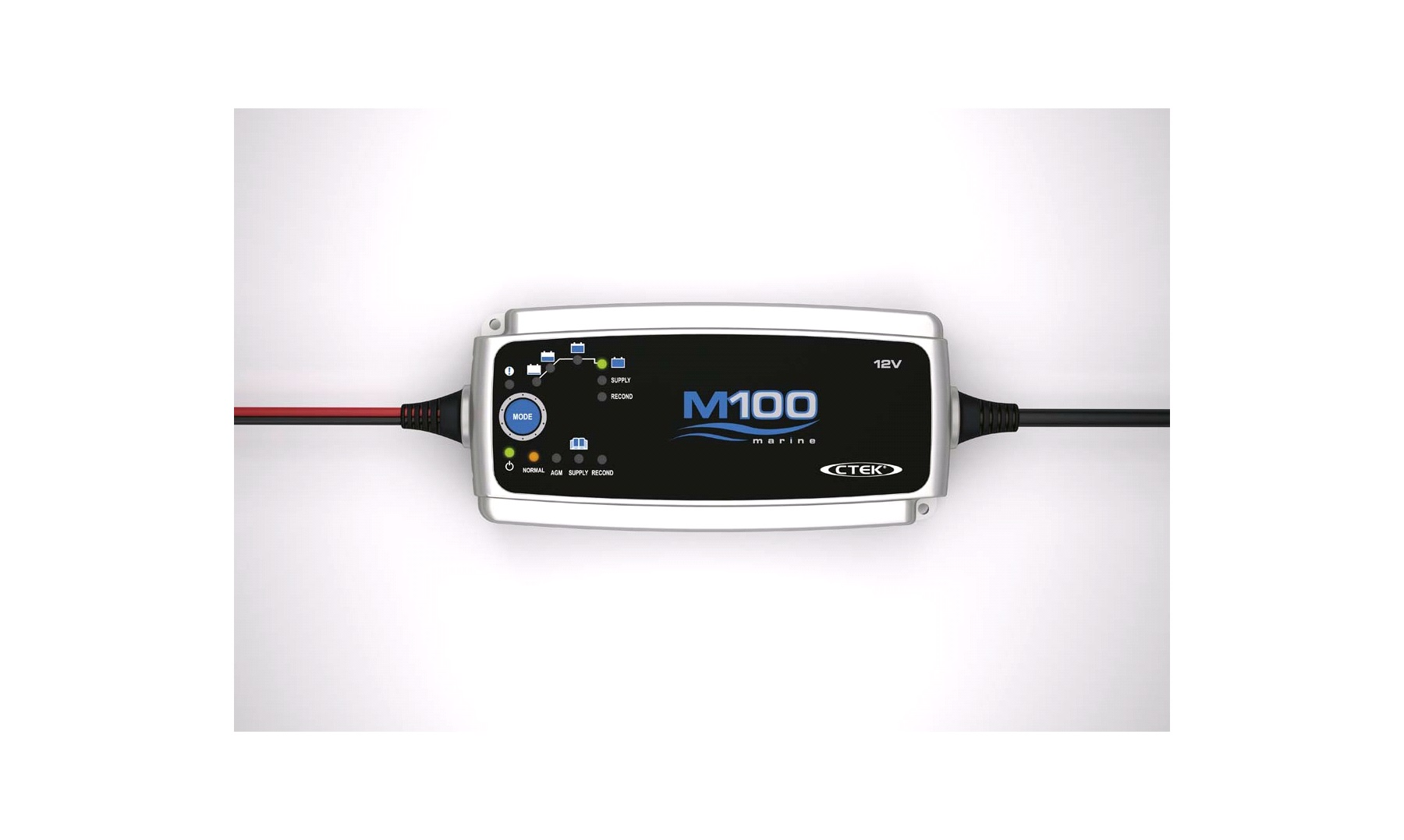 Batterilader CTEK M100 EU 7.0A Marine Batteriladere