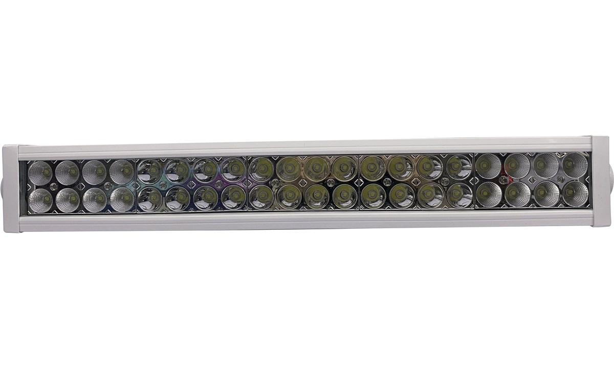 LED light bar 10-30V 120W combo, hvit Al