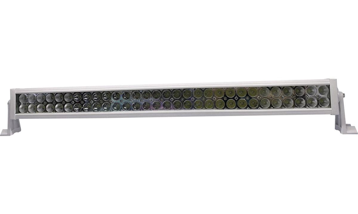 LED light bar 10-30V 180W combo, hvit Al