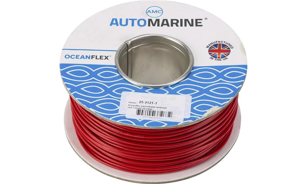 Oceanflex marinekabel 1.5mm2 10 m