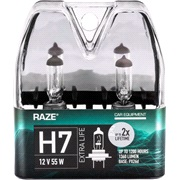 EXTRA LIFE pæresæt H7 RAZE