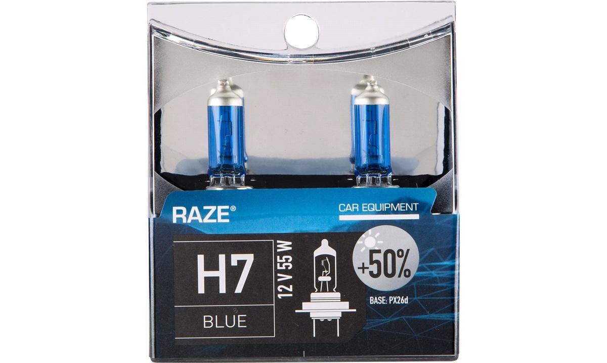 BLUE EDITION pæresæt H7