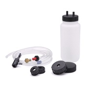 Bremseudlufter One-Man brake bleeder kit