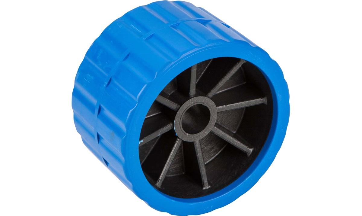Siderulle løs, blå, Hull Ø21mm