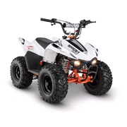 KAYO ATV Space 1 70cc 4-takt hvit/sort