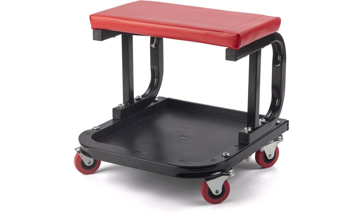 Mekaniker sæde med hjul