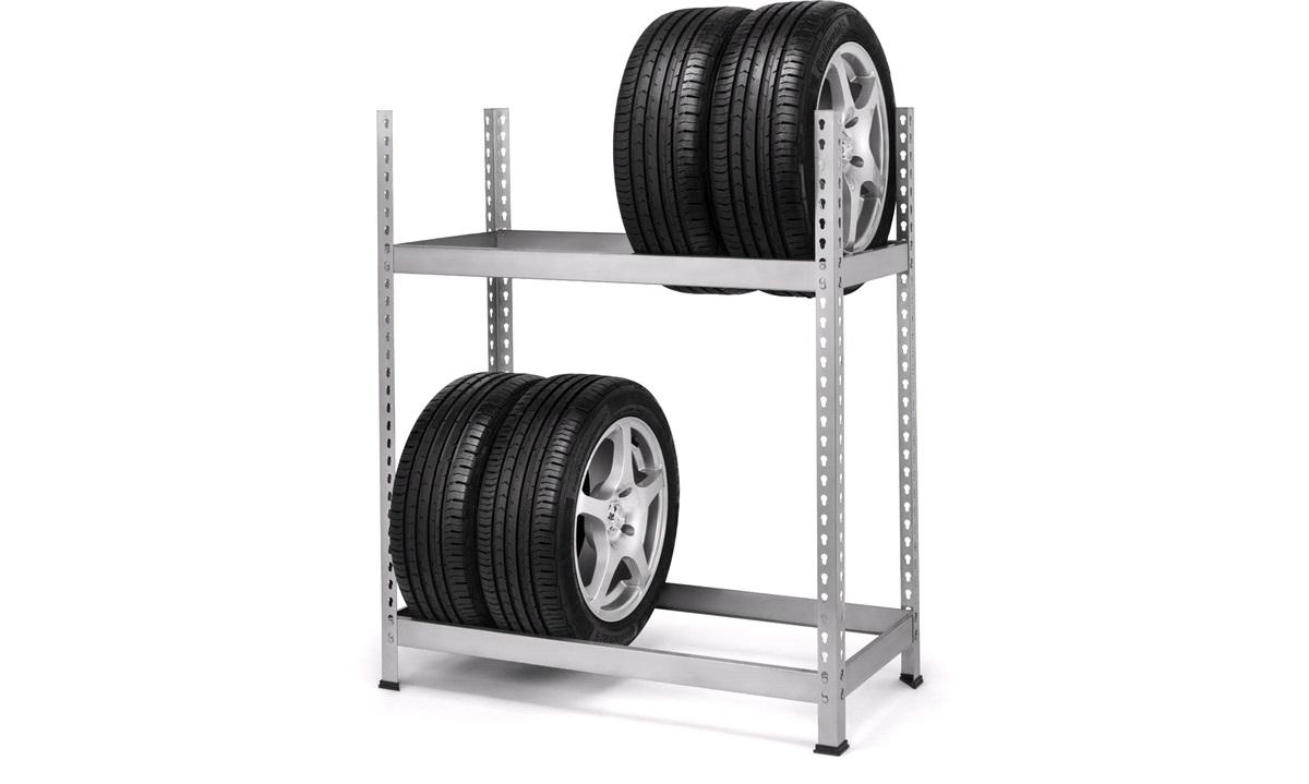 Dekkreol til 6-10 hjul