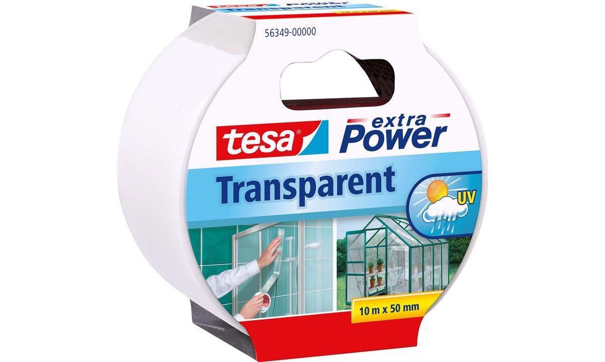 Extra Power Transparent Reparationstape 10Mx48MM