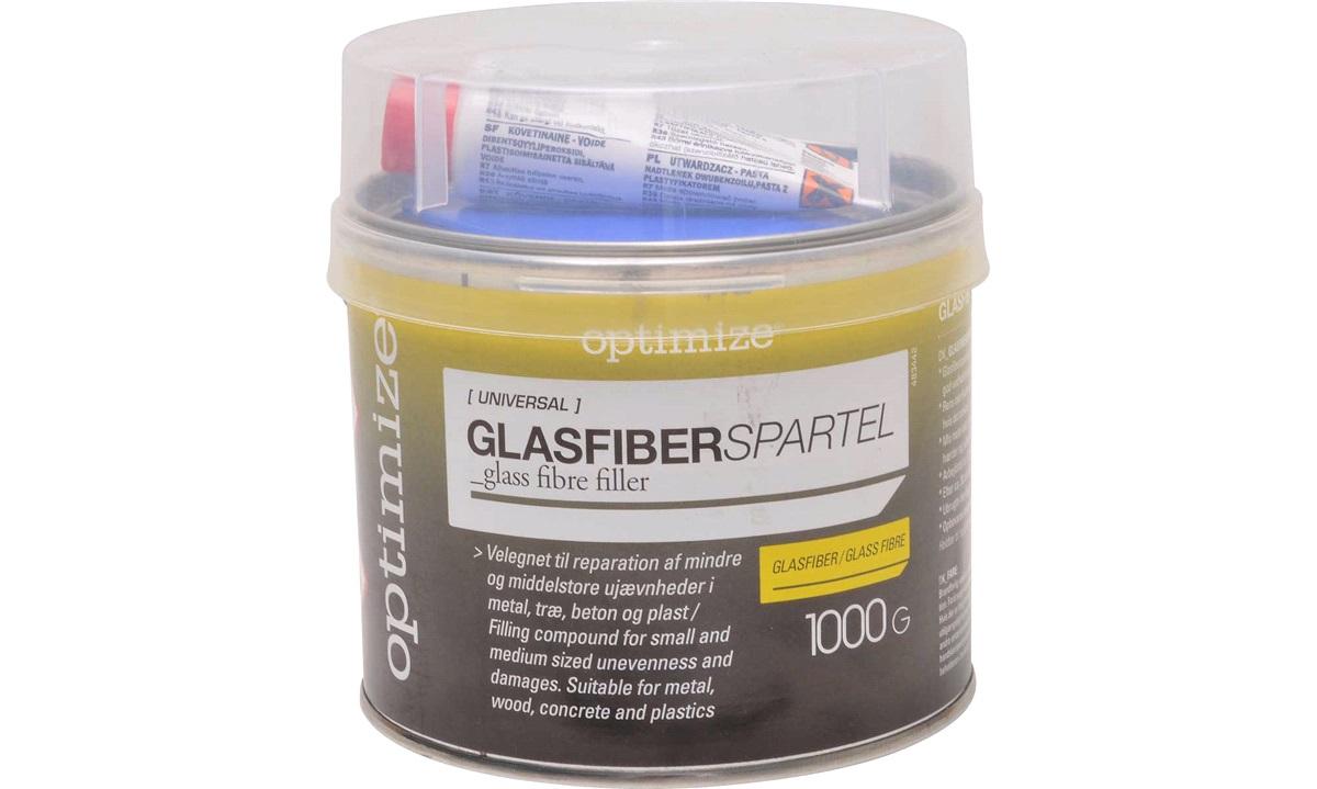 Glasfiber spartel 1000 g OPTIMIZE