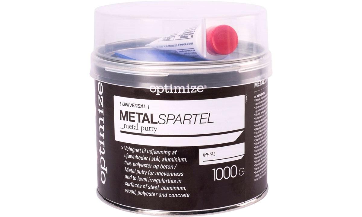 Metal spartel 1000 g OPTIMIZE