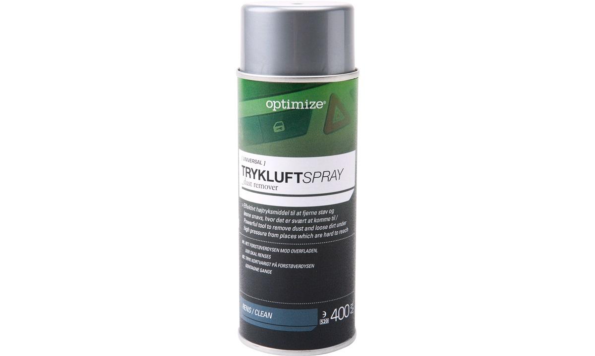 Trykluft spray 400 ml OPTIMIZE